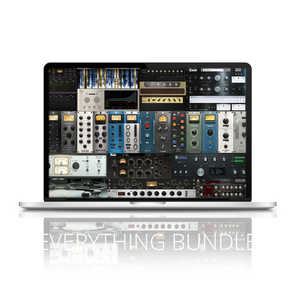 Everything Bundle License Slate Digital